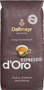 Dallmayr Espresso d'Oro, Ganze Bohne