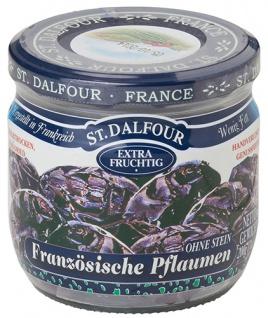 St. Dalfour Premium Französiche Pflaumen ohne Stein, halbtrocken