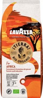 Lavazza ¡Tierra! Organic For Africa, Bio-Kaffee, Ganze Bohne