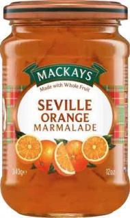 MacKays Seville Orange Marmalade, Orangenmarmelade