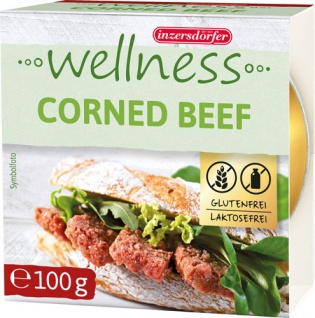 Inzersdorfer Wellness Corned Beef, glutenfrei, laktosefrei