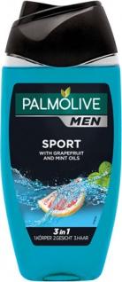 Palmolive MEN Sport 3in1, Duschgel für Körper, Gesicht & Haar