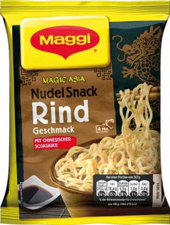 Maggi Magic Asia Nudel Snack Rind, 1 Portion