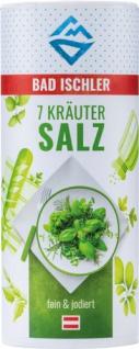 Bad Ischler 7 Kräuter Salz, fein & jodiert