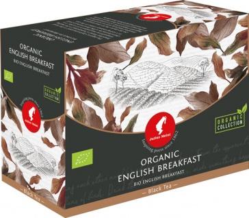 Julius Meinl Bio English Breakfast Big Bag (1 Beutel für ca. 1 lt. Wasser), Schwarztee, Teebeutel i