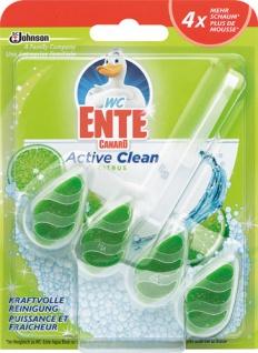 WC-Ente Active Clean Citrus, WC-Einhänger
