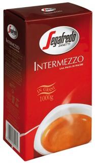 Segafredo Zanetti Intermezzo, Ganze Bohne