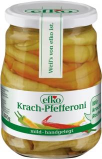 Efko Krach-Pfefferoni mild, handgelegt