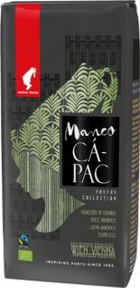 Julius Meinl Poetry Collection Fairtrade Manco Capac Bio-Espesso, Lateinamerika, Ganze Bohne