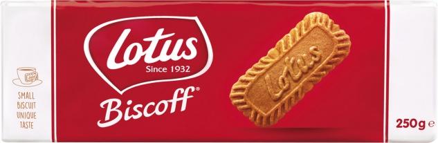 Lotus Biscoff Karamellgebäck, vegan, laktosefrei