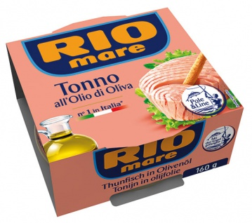 Rio Mare Thunfisch in Olivenöl, Angelfang