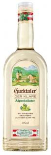 Gurktaler Alpenkräuter Der Klare, 25 % Vol.Alk.