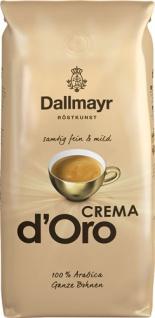 Dallmayr Crema d'Oro, Ganze Bohne