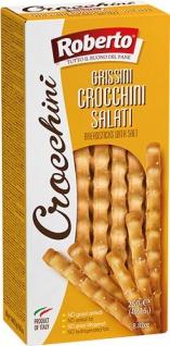 Roberto Crocchini Grissini Salati, 4 Frischepacks à 62, 5 g