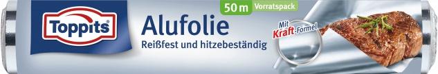 Toppits Alufolie, 29 cm breit
