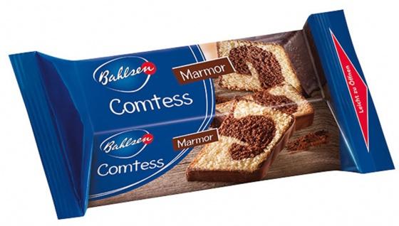 Bahlsen Comtess Marmor, Kuchen