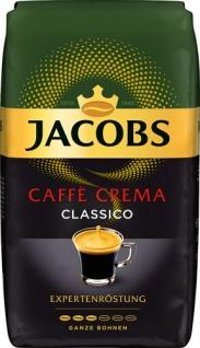Jacobs Caffè Crema Classico, Ganze Bohne