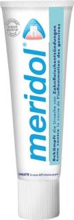 Meridol, Zahncreme gegen Zahnfleischentzündungen