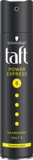 Schwarzkopf Taft Power Express Halt 5, Haarspray