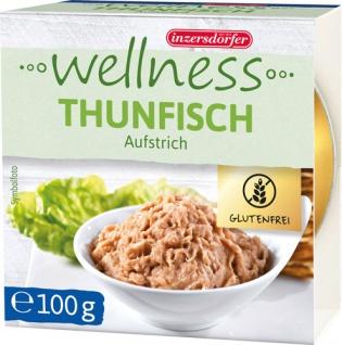 Inzersdorfer Wellness Thunfisch-Aufstrich, glutenfrei