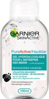 Garnier Skinactive Hautklar Hand-Gel reinigend