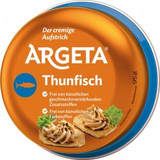 Argeta Thunfisch, Aufstrich, glutenfrei