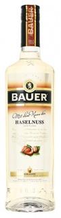Bauer Family Tradition Spirit Kuss der Haselnuss, 33 % Vol.Alk.