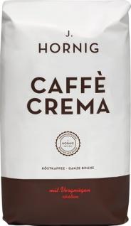 J. Hornig Caffè Crema Classico, Ganze Bohne