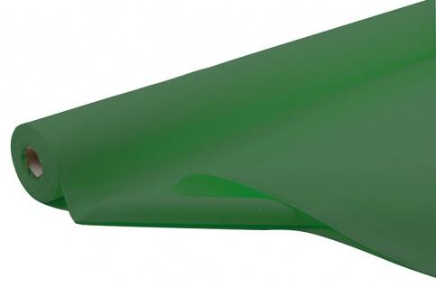 Papier-Tischtuchrolle GRÜN (Endlos, abschneidbar), Breite 120 cm, Länge 24 m