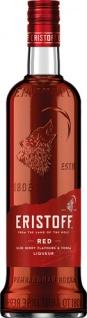 Eristoff Red Sloe Berry Flavours & Vodka Liqueur, 18 % Vol.Alk.