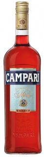 Campari Bitter, 25 % Vol.Alk.