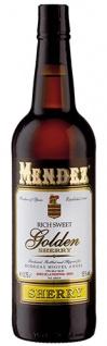 Mendez Medium Sweet Golden, 15 % Vol.Alk., Jerez-Xeres-Sherry