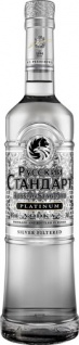 Russian Standard Platinum Vodka, 40 % Vol.Alk., Russland