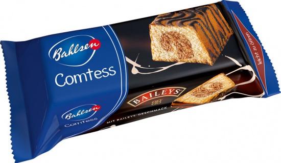 Bahlsen Comtess Baileys, Kuchen