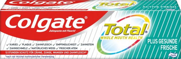 Colgate Total Plus Gesunde Frische, Zahncreme