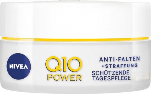 Nivea Q10 POWER Anti-Falten+Straffung Tagespflege, LSF 15