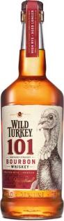 Wild Turkey 101 Proof Kentucky Straight Bourbon Whiskey, 8 Jahre, 50, 5 % Vol.Alk., USA