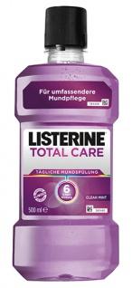 Listerine Total Care Clean Mint, Mundspülung
