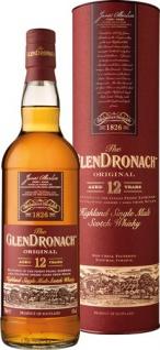 Glendronach Original Highland Single Malt Scotch Whisky Aged 12 Years, 43 % Vol.Alk., Schottland