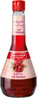 Mautner Markhof Feine Auswahl Essig mit Himbeere, Rotweinessig