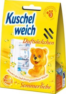 Kuschelweich Sommerliebe, Duftsäckchen