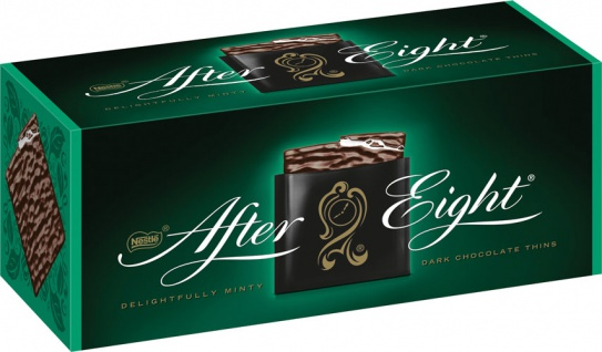 After Eight, Mint Chocolate Thins, 24 Stück