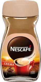 Nescafé Classic Crema, Löskaffee