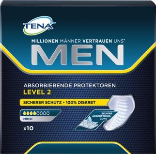 TENA MEN Level 2 Protektor Mittel, mittlere Blasenschwäche