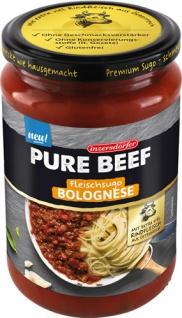 Inzersdorfer Pure Beef Fleischsugo Bolognese