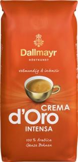 Dallmayr Crema d'Oro Intensa, Ganze Bohne