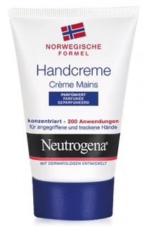 Neutrogena Norwegische Formel Parfümierte Handcreme