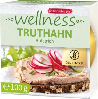 Inzersdorfer Wellness Truthahn-Aufstrich, glutenfrei