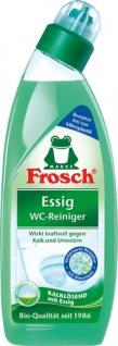 Frosch WC-Essigreiniger BIO, gegen Kalk und Urinstein