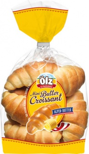 Ölz Mini Butter Croissants